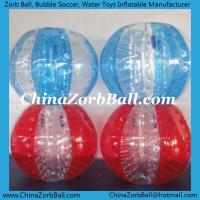 Buy cheap Zorb Football, Bubble Football, Body Zorbing from wholesalers