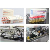 DHC-800 Vial Blister packing and Cartoning packaging line