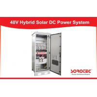 Buy cheap SHW48500 Hybrid 48V DC Solar Power System for Communication Base Station,Remote Monitoring System Interface from wholesalers