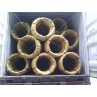 Buy cheap Durable 7/1.6mm 7/2.0mm Galvanized Cable Steel Wire For Cold Heading Steel from wholesalers