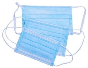 Buy cheap Against Viruses  Non Woven Fabric Face Mask With Dust Filter Design Protective  product