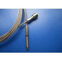 Buy cheap Brass Thread Studs  Steel Cable Assembly Stamping Fittings Ends from wholesalers
