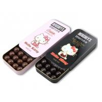 Buy cheap Food Grade Slide Small Tin Containers Push  And Pull for Chocolate from wholesalers