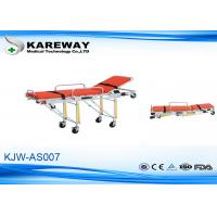 Buy cheap Patients Transfer Ambulance Stretcher Trolley , Portable Rescue Stretcher For Hospital from wholesalers