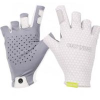 Buy cheap Men Sun Protection Gloves New Design Custom Anti UV Logo Gloves For Fishing from wholesalers