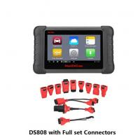 Buy cheap Autel Maxidas DS808 OBD2 Diagnostic Tool Upgrad of DS708 with Full set OBDI Adapters automotive Scanner Same Function as from wholesalers