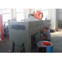 Buy cheap Pass Through Steel Pipe Shot Blasting Machine , H Beam Shot Blasting Machine from wholesalers