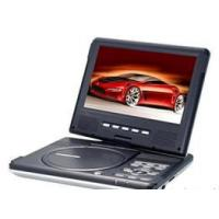 Buy cheap 7 Portable DVD Player, TV Tuner with USB Port from wholesalers