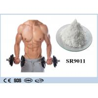 Buy cheap SARMS SR9011 Raw Hormone Powders CAS 1379686-29-9 White Color For Endurance Training from wholesalers