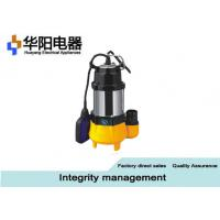 Buy cheap Stainless Steel Submersible Sewage Pumps Well Pool Water Supply 0.18 KW Min from wholesalers