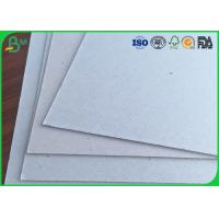 Buy cheap File Folders Grey Board Paper 300gsm To 1500gsm 700 * 1000mm Grade AAA from wholesalers