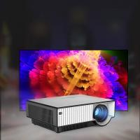 Buy cheap simplebeamer W330 Android multimedia LCD projector,2800 lumens real home theater Projector with wireless exceed 3D proje from wholesalers