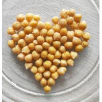 Buy cheap Light Yellow Peas Healthiest Canned Vegetables 240g Weight For Food Factory product