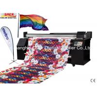 Buy cheap Outdoor Advertising Flag / Banner Printing Machine High Resolution from wholesalers