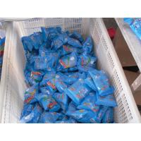 Buy cheap blue color top quality laundry powder/30g detergent powder/50g washing powder use for hand from wholesalers