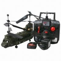 Buy cheap 3CH-47 Chinook R/C Helicopter, Altitude and Rotor Speed Control from wholesalers