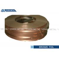 Twinkle and Cleaning Degrease Treated Bronze Foil Sheet  Roll Strip