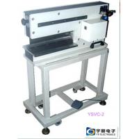 Buy cheap Pre - Scored Pcb Board V Scoring Machine Pcb depanelizer 3.5mm Thickness product