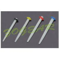 Buy cheap Straight Double Cone Glass Fiber Post Dental Length 17mm , Relyx Fiber Post from wholesalers