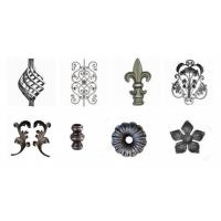 Buy cheap Wrought iron ornaments from wholesalers