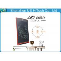 Buy cheap 115g LCD Writing Board Paperless Kids 8.5 Inch Tablet For Gift CE Approved from wholesalers