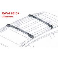 Buy cheap OE Style Cross Bars for 2013 2016 Toyota RAV4 Roof Luggage Rack Rails from wholesalers