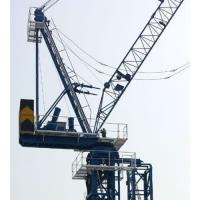 Buy cheap Construction Tower Crane Luffing Tower Crane , Jib Length 40m product
