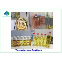 Buy cheap Liquid Injectable Anabolic Steroids Testosterone Enanthate 250 Yellow from wholesalers