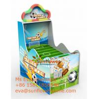 Buy cheap Coin Operated Football Game Machine UK Soccer Game For sale from wholesalers