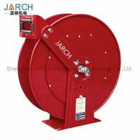 Buy cheap Portable Retractable Hose Reel , Diesel Emissions Fluid Extension Cord Reel from wholesalers