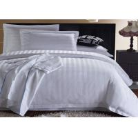 Buy cheap Queen Size / King Size Hotel Bedding Sets 4 Pieces Most Comfortable Custom Color from wholesalers