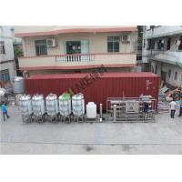 Buy cheap 10T Per Hour RO Water Treatment Equipment Water Filtration System For Medical from wholesalers