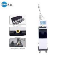 Buy cheap CE Approved 40 W CO2 Laser For Acne Scars Removal Machine from wholesalers