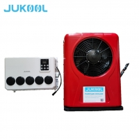 Buy cheap CE 8sqm 850W Truck Air Conditioner product