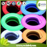 Buy cheap 120Leds/m Milk white pvc led ultra thin neon flex rope light from wholesalers