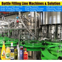 Buy cheap SGS Certified 10000BPH Glass Bottle Juice Filling Machine from wholesalers