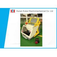 Buy cheap Duplicate Key Cutting Machine Computerised With Replaceable Clamp from wholesalers