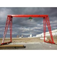 Buy cheap China Made 2 Years Warranty CE ISO General Used Gantry Crane from wholesalers