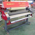 Buy cheap Good quality hot press melamine laminating machine aluminium laminating machine from wholesalers