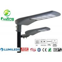 Buy cheap Hollow Out Structure Led Parking Lot Light Fixtures 100w For Residential Roads from wholesalers