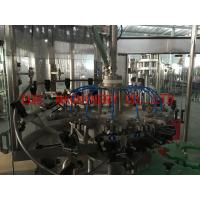 Buy cheap Automatic Small Capcity Red Wine Bottle Filling Machine 2000 Bottle Per Hour from wholesalers
