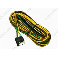 Buy cheap 4 Way Side Color Coded 18 Gauge Bonded Trailer Wiring Harness from wholesalers