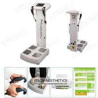 Buy cheap High Precision  Body Composition Analyzer For Weight / Body Fat / Moisture from wholesalers