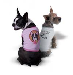 Buy cheap 2011 new Pink Dots  Fleece Dog T-Shirt Clothes Size XXXS-Medium from wholesalers