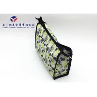 Buy cheap Rectangle Shape Fashion Lady Hand Bag Canvas Bag 19cm Height Fabric Makeup Bag from wholesalers