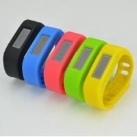 Buy cheap bluetooth activity tracker,3d sensor usb pedometer. bluetooth wristband pedomete SH01 from wholesalers