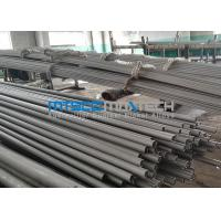 Buy cheap 1.4404 straight tube heat exchanger Seamless Pickling Annealing from wholesalers