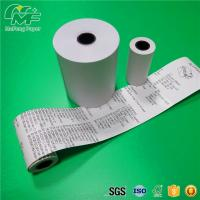 Buy cheap 80*60mm Thermal Cash Register Paper Rolls for Cash Register/POS/PDQ Machine & Small Ticket Printer from wholesalers