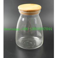 Buy cheap lead free heat  resisitant clear Borosilicate Glass Pot from wholesalers