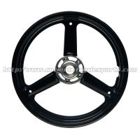 Buy cheap Aluminum Alloy Front Custom Motorcycle Wheels For Suzuki Gsxr 650 750 from wholesalers